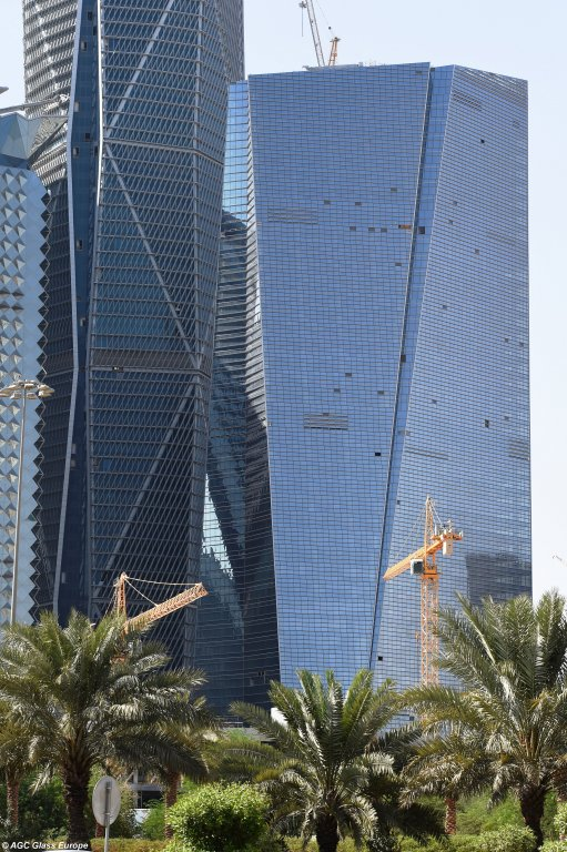 King Abdullah Financial District Kafd Parcel 1 17 Tadawul Tower