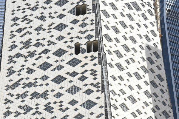 KAFD - King Abdullah Financial District – Parcel 1.10 Crystal Tower