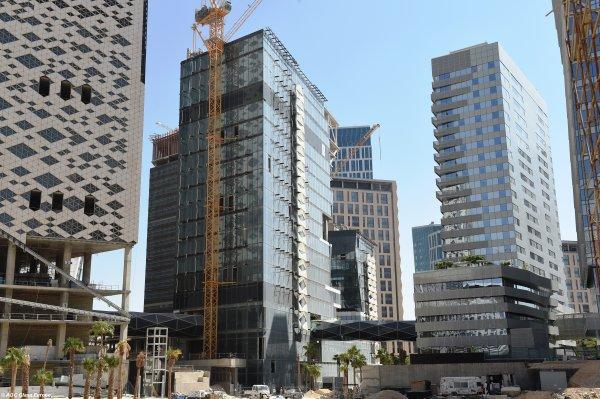 KAFD - King Abdullah Financial District – Parcel 1.11