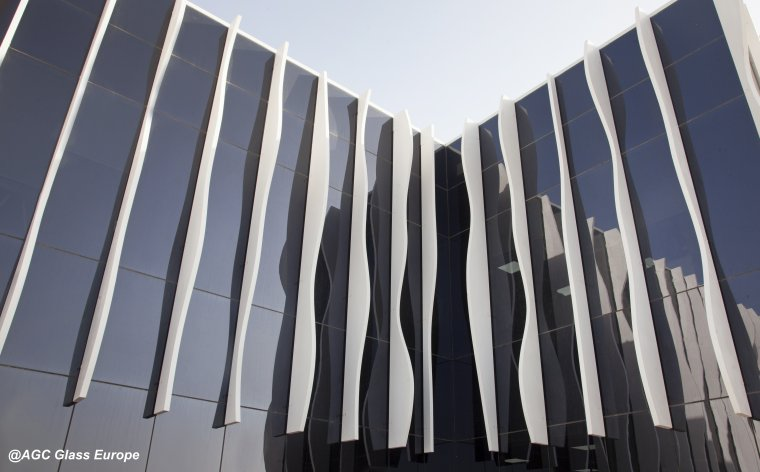Solar Panel company HQ