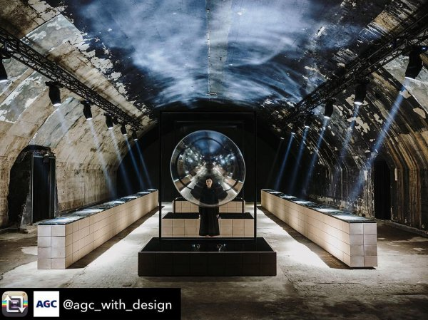 AGC at Milan Design Week