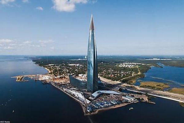 AGC & Lakhta Centre, Russia